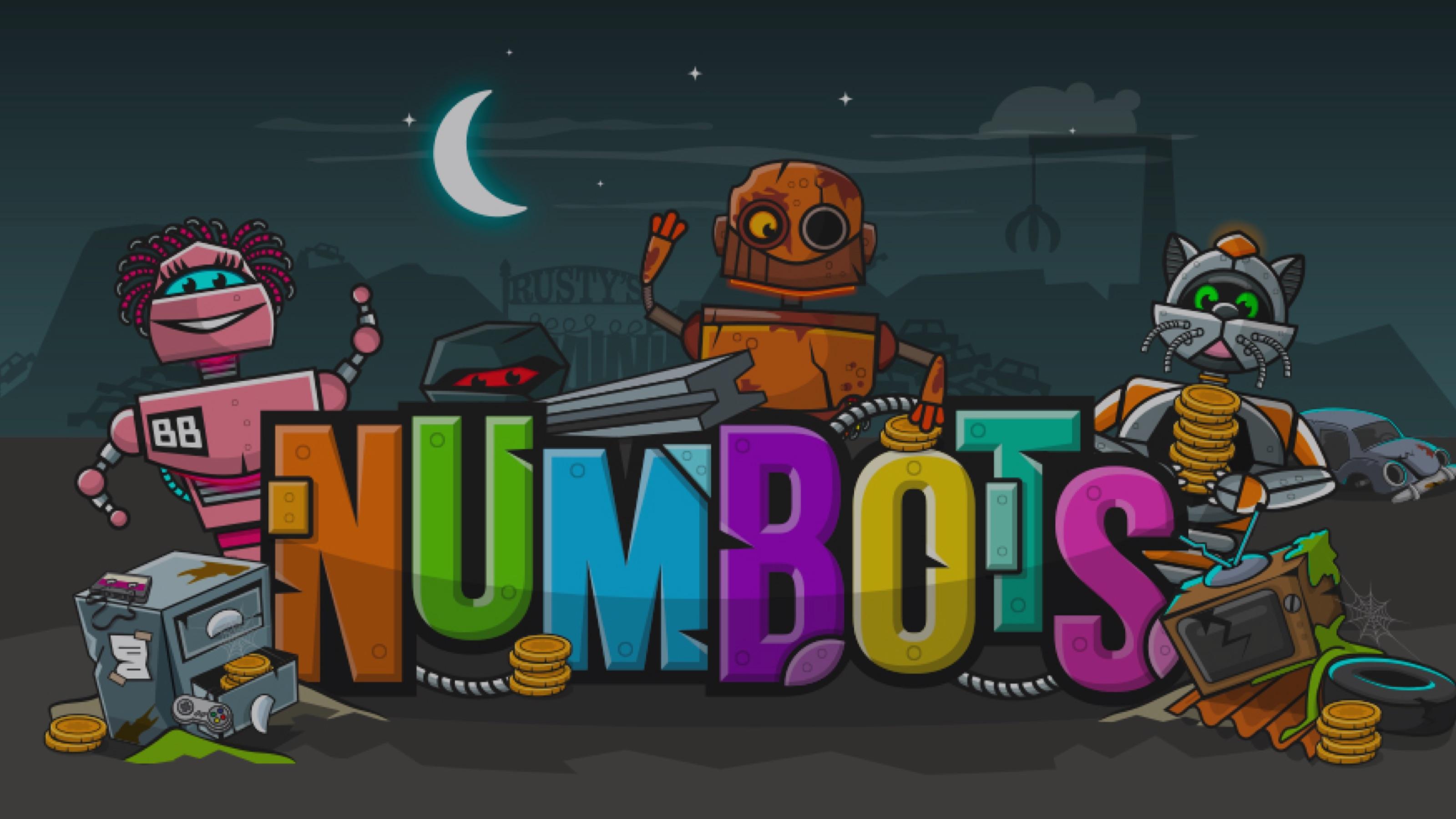 Numbots Hero